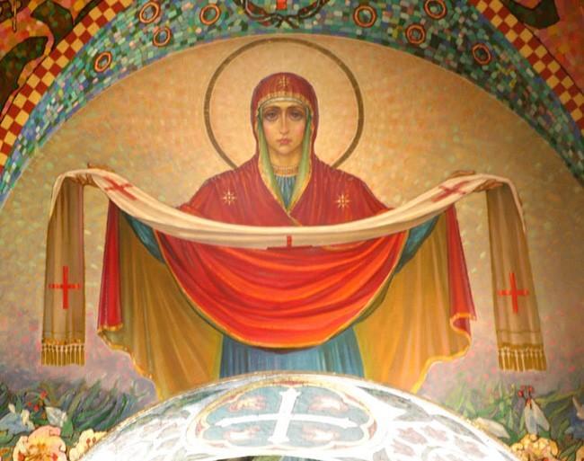 Покрова Пресвятой Богородицы.